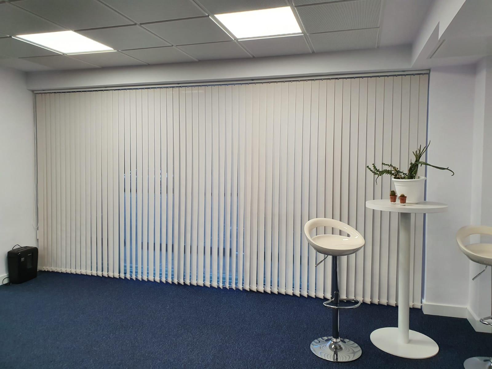 cortinas verticales lamas
